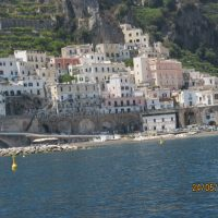The Amalfi Coast Italy!